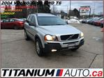 2004 Volvo XC90 All Wheel Drive+T6+Keyless+Sunroof+DVD+AS-IS++++++ in London, Ontario