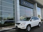 2007 Lexus RX 350 Leather Package/AWD in Richmond, British Columbia