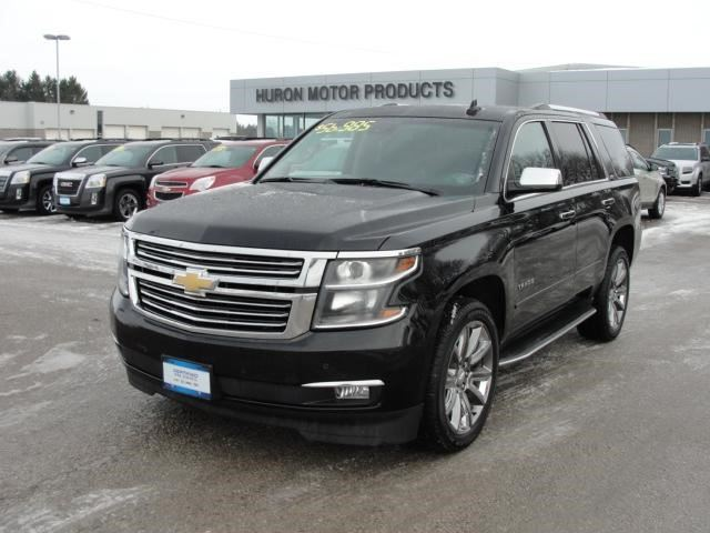 2015 chevrolet tahoe ltz exeter ontario used car for sale 2681844. Black Bedroom Furniture Sets. Home Design Ideas