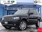 2010 Land Rover Range Rover HSE in Waterloo, Ontario