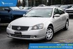 2005 Nissan Altima 3.5 in Coquitlam, British Columbia