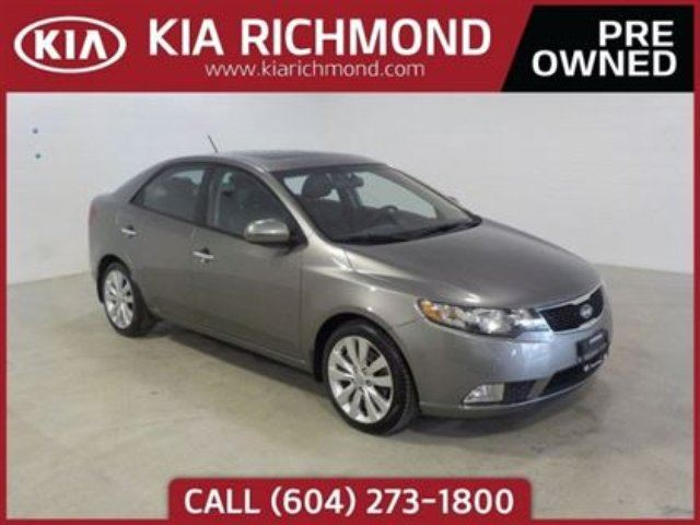 2012 KIA FORTE SX in Richmond, British Columbia