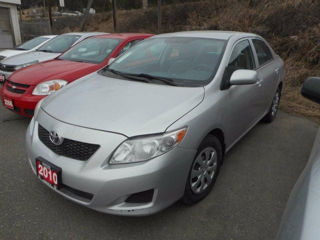 2010 TOYOTA COROLLA CE in Williams Lake, British Columbia