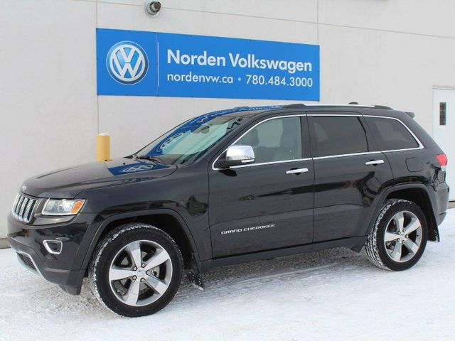 2014 jeep grand cherokee limited edmonton alberta used car for sale. Cars Review. Best American Auto & Cars Review