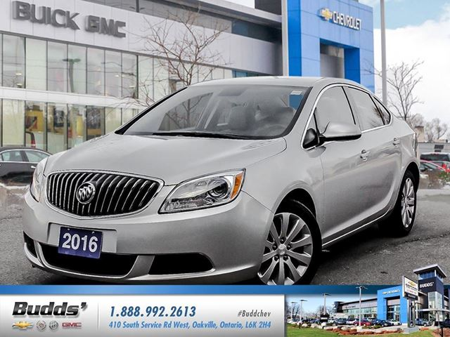 2016 buick verano base oakville ontario used car for. Black Bedroom Furniture Sets. Home Design Ideas