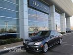 2010 Mercedes-Benz C-Class C250 4-Matic/AWD in Richmond, British Columbia