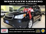 2014 Subaru Forester  BACK UP CAMERA  HEATED SEATS  in Vaughan, Ontario