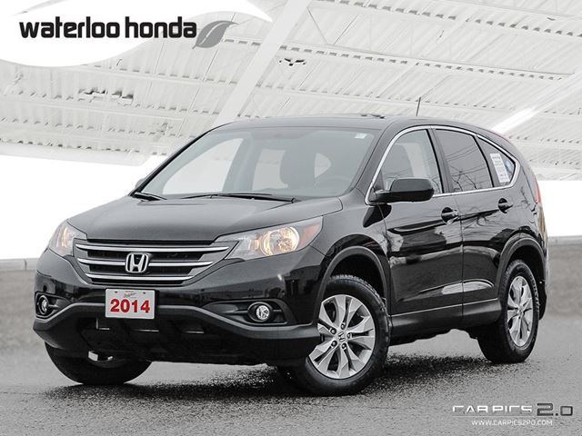 2014 honda cr v ex l back up camera awd heated seats and more black waterloo honda. Black Bedroom Furniture Sets. Home Design Ideas