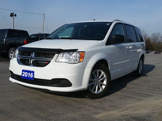 2016 dodge grand caravan sxt white lakeridge chrysler dodge jeep. Black Bedroom Furniture Sets. Home Design Ideas