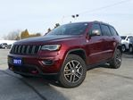 2017 Jeep Grand Cherokee Trailhawk in Port Hope, Ontario