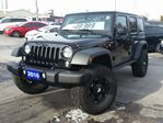 2016 Jeep Wrangler Unlimited WILLYS in Port Hope, Ontario