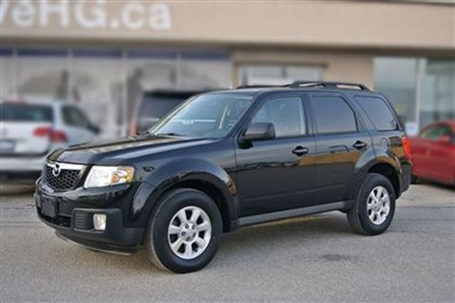 2011 mazda tribute v6 4wd low km alloys great shape. Black Bedroom Furniture Sets. Home Design Ideas