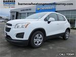 2015 Chevrolet Trax LS   Air Conditioning, Bluetooth, Power Locks in Surrey, British Columbia
