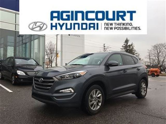 2016 hyundai tucson premium 2 0l awd blindspot backup cam only 39715km toronto ontario used. Black Bedroom Furniture Sets. Home Design Ideas