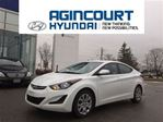 2015 Hyundai Elantra GL/HEATED SEATS/BLUETOOTH/ONLY 49986KMS!! in Toronto, Ontario