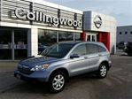 2008 Honda CR-V EX-L 4WD *LOCAL TRADE* in Collingwood, Ontario