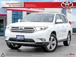 2011 Toyota Highlander V6 LIMITED WITH LEATHER & NAVIGATION in Collingwood, Ontario