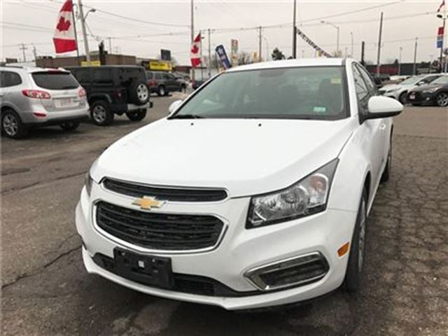 2015 chevrolet cruze lt one owner cam bluetooth sat radio london ontario car for sale 2682547. Black Bedroom Furniture Sets. Home Design Ideas