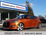 2014 Hyundai Veloster Turbo in Vancouver, British Columbia