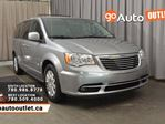 2015 Chrysler Town and Country Touring Front-wheel Drive Passenger Van in Edmonton, Alberta