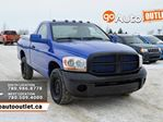 2008 Dodge RAM 1500 SLT 4x4 Regular Cab 120.5 in. WB in Edmonton, Alberta