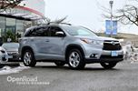 2014 Toyota Highlander Navi, Leather Interior, Power Front Seats, Heat in Richmond, British Columbia