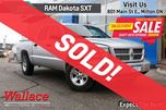 2011 Dodge Dakota SXT/4WD/TOW PKG/HD SUSPENSION in Milton, Ontario