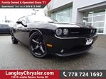 2014 Dodge Challenger R/T LOCALLY DRIVEN, ONE OWNER & ACCIDENT FREE in Surrey, British Columbia