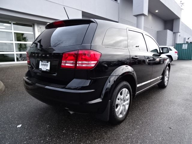 2016 dodge journey cvp se plus locally driven accident free surrey british columbia used. Black Bedroom Furniture Sets. Home Design Ideas