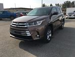 2017 Toyota Highlander LIMITED V6 AWD+FULLY LOADED!   in Cobourg, Ontario