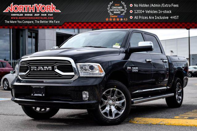 2017 dodge ram 1500 new car laramie limited 4x4 crew rambox trailer tow pkg nav parksense. Black Bedroom Furniture Sets. Home Design Ideas