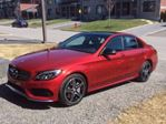 2016 Mercedes-Benz C-Class 450 AMG 4MATIC Blind Side Assist Main A, B, C in Mississauga, Ontario