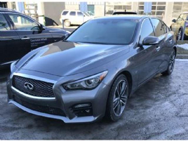2015 infiniti q50 s awd sport tech mississauga ontario used car for sale 2682744. Black Bedroom Furniture Sets. Home Design Ideas