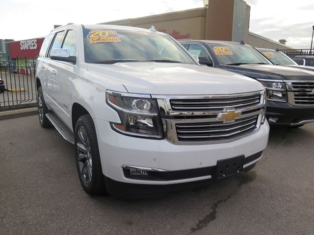 2016 chevrolet tahoe ltz toronto ontario car for sale 2682674. Black Bedroom Furniture Sets. Home Design Ideas