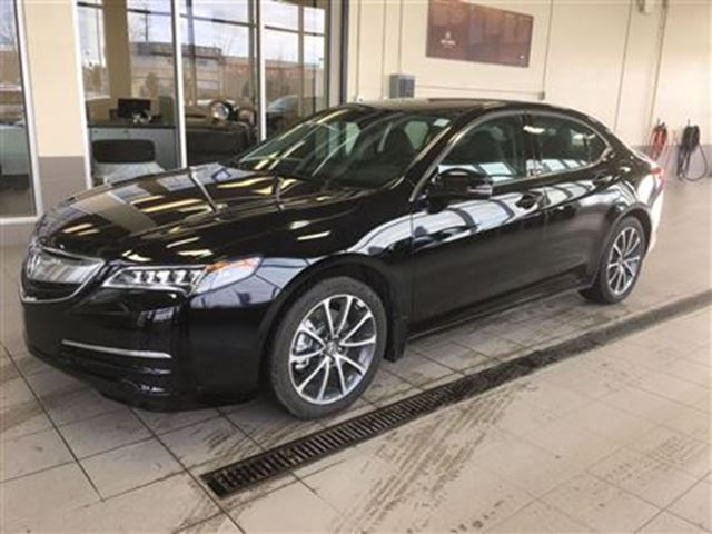 2017 acura tlx technology package calgary alberta used car for sale 2683634. Black Bedroom Furniture Sets. Home Design Ideas
