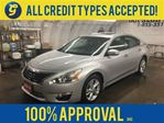 2014 Nissan Altima SL*LEATHER*POWER SUNROOF*REMOTE START*NAVIGATION*B in Cambridge, Ontario