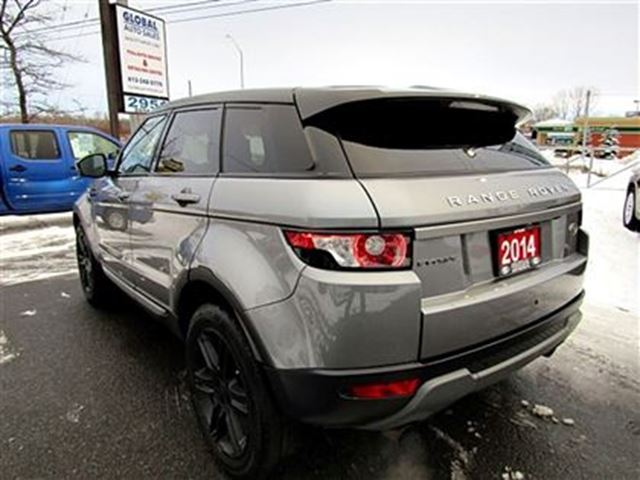 2014 land rover range rover evoque pure plus all wheel drive panor roof ottawa ontario used. Black Bedroom Furniture Sets. Home Design Ideas