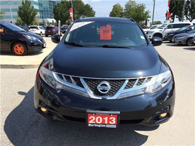2013 nissan murano le accident free 1 owner. Black Bedroom Furniture Sets. Home Design Ideas