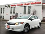 2012 Honda Civic LX - New Tires - Low KMS in Mississauga, Ontario