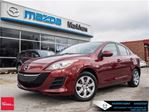 2010 Mazda MAZDA3 GX AT AC LOCAL TRADE IN CRUISE HEATED MIRROR in Markham, Ontario