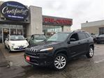 2014 Jeep Cherokee Limited..$169 b/w+hst..$0 down..84m..4.9% in Toronto, Ontario
