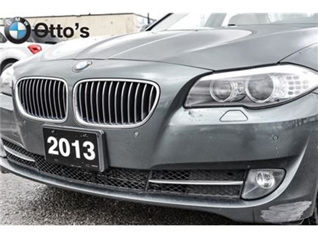 2013 Bmw 5 Series Xdrive Ottawa Ontario Used Car For