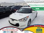 2013 Hyundai Veloster ONE OWNER   HEATED SEATS   BLUETOOTH in London, Ontario
