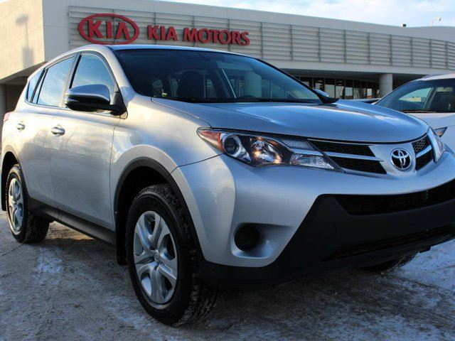 2015 toyota rav4 le 4dr all wheel drive edmonton alberta used car for sale 2683652. Black Bedroom Furniture Sets. Home Design Ideas