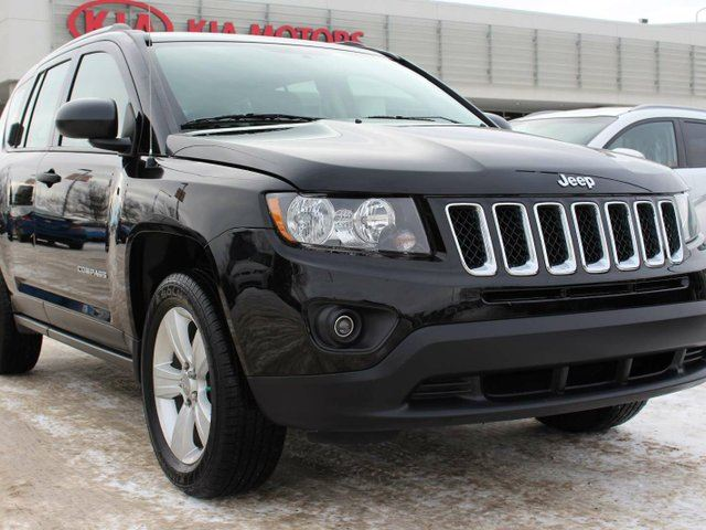 2015 jeep compass sport edmonton alberta used car for sale 2683653. Black Bedroom Furniture Sets. Home Design Ideas