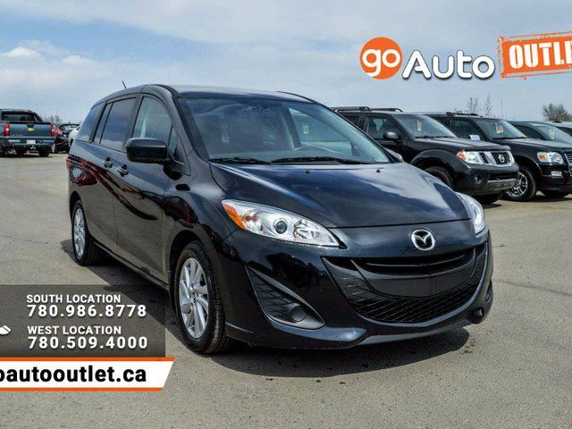 2014 mazda mazda5 gs edmonton alberta used car for sale 2682874. Black Bedroom Furniture Sets. Home Design Ideas
