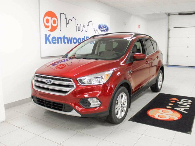 2017 ford escape se ecoboost 4wd edmonton alberta used car for sale 2683487. Black Bedroom Furniture Sets. Home Design Ideas