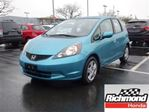 2014 Honda Fit LX! Honda Certified Extended Warranty to 160, 000 in Richmond, British Columbia