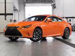 2016 Lexus RC 350 F Sport Series 2 in Kelowna, British Columbia