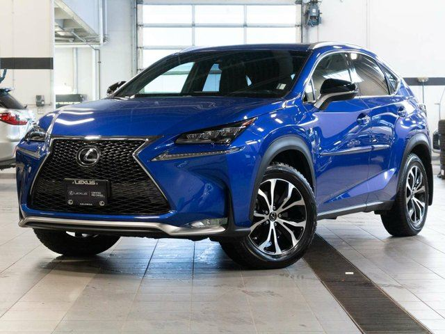 2016 lexus nx 200t f sport series 3 blue lexus of kelowna. Black Bedroom Furniture Sets. Home Design Ideas